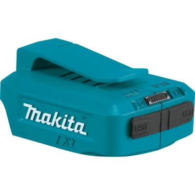 18-Volt LXT Lithium-Ion Cordless Power Source with 2 USB ports