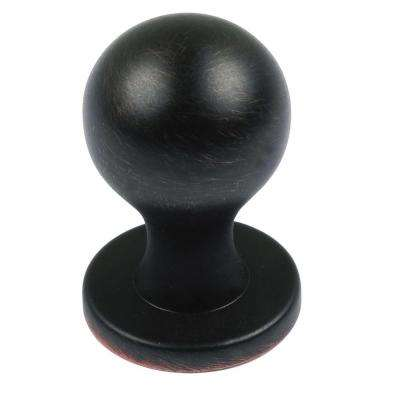 Successi Collection 3/4 in. Venetian Bronze Cabinet Knob