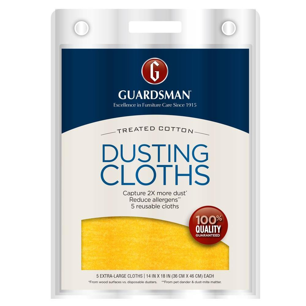 Guardsman Ultimate Dusting Cloth (5 Pack)