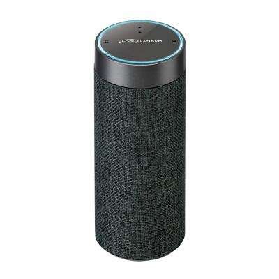 Portable Wireless Speaker with Bluetooth and Amazon Alexa Functionality