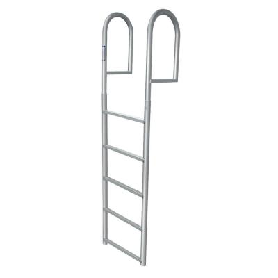 5-Step Standard Rung Aluminum Dock Ladder