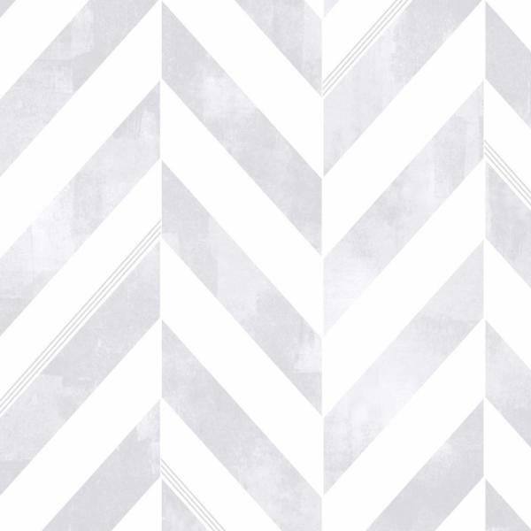 Graham & Brown Symmetry Italie Silver Removable Wallpaper 103294
