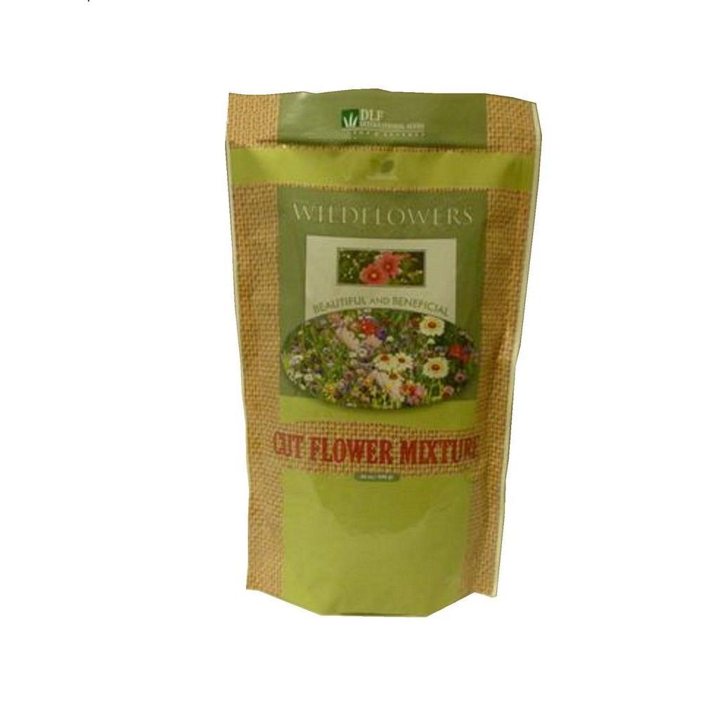 DLF International Seeds 24 oz. Cut Flower Wildflower Seed Mixture