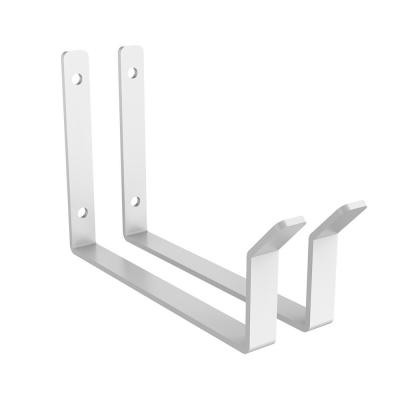 GRH3 Ceiling Mounted Storage Rack Hooks 2-Pack White