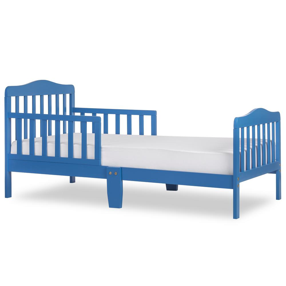 Grey Delta Children My Size Toddler Bed