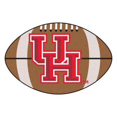 NCAA University Of Houston Brown 1 Ft. 10 In. X 2 Ft. 11