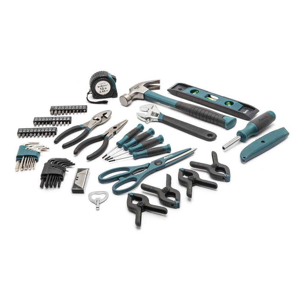 ANVIL Homeowners Tool Set (76-Piece)