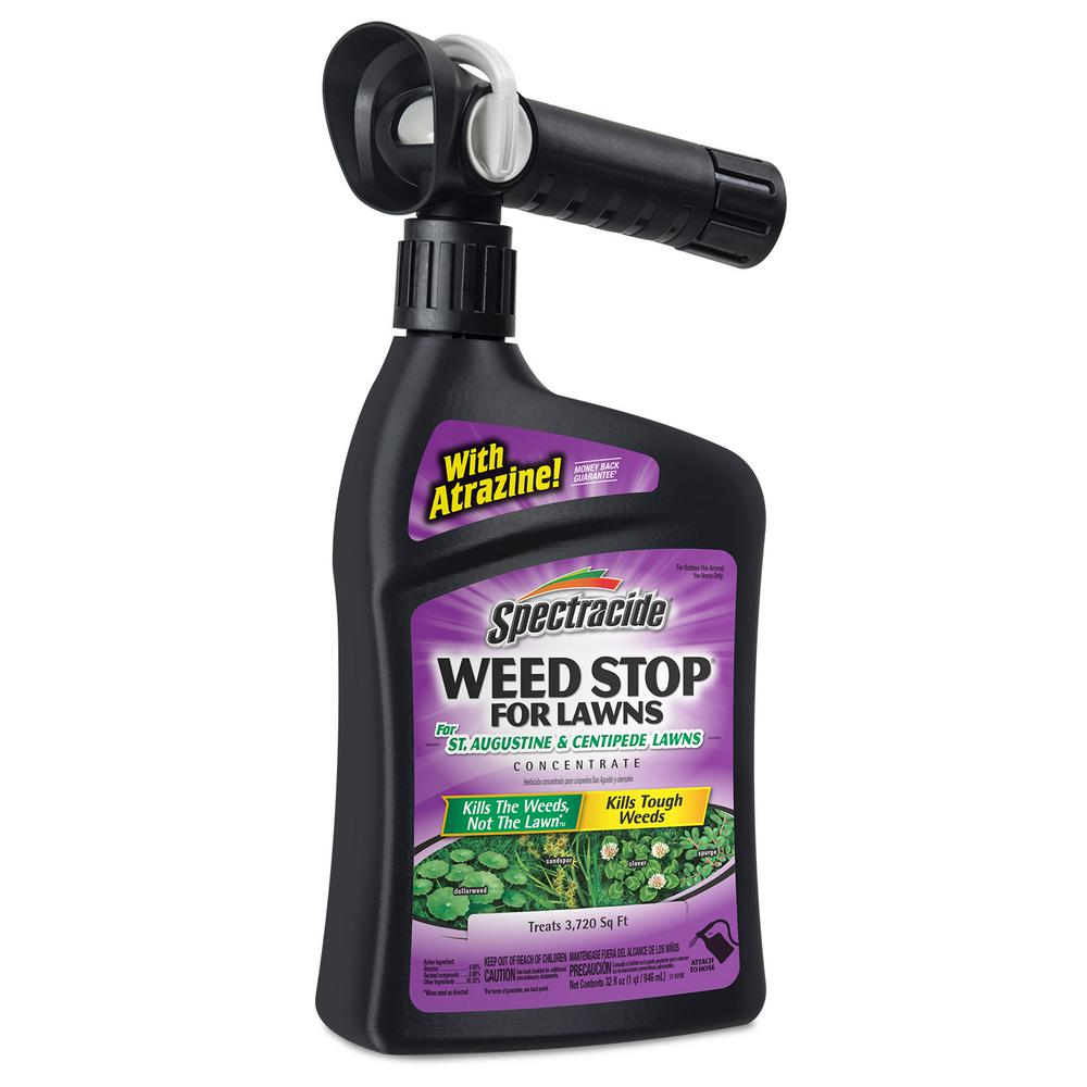 Spectracide Weed Stop 32 Oz Ready To Spray For St Augustine And Centipede Lawns Hg 95684 3