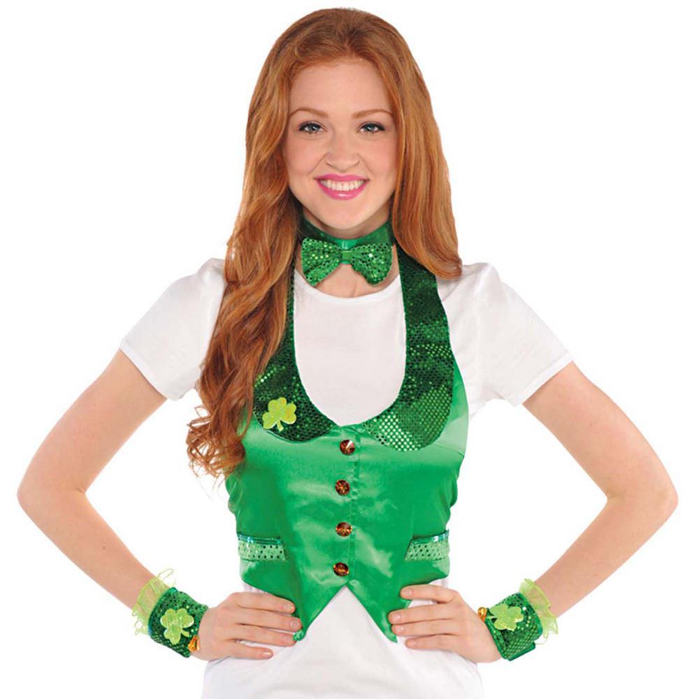 St. Patrick's Day Adult Leprechaun Accessory Kit