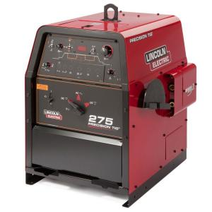 Lincoln Electric 340 Amp Precision TIG 275 TIG Welder, Single Phase, 208V/230V/460V by Loln Electric