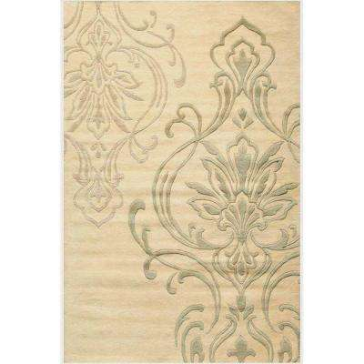 Romantica Beige 10 ft. x 14 ft. Area Rug