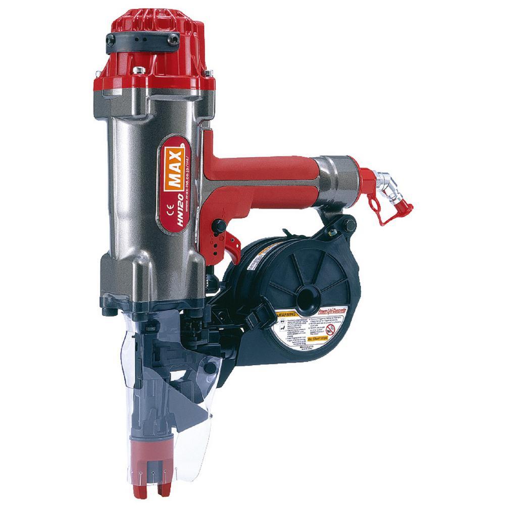 Max USA Corp High Pressure Concrete Pinner HN120