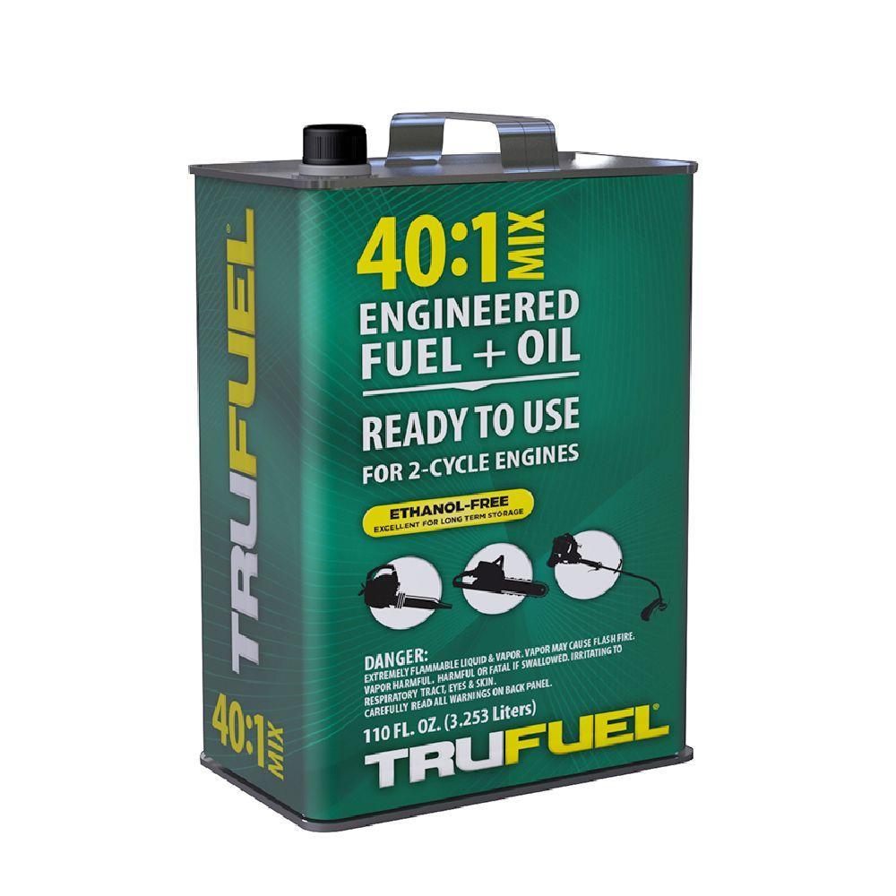 TruFuel Gal 40:1 Pre Oil Mix