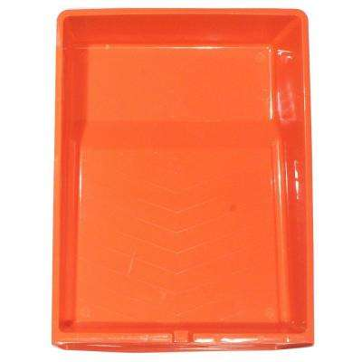 9 in. Deep Well Plastic Tray