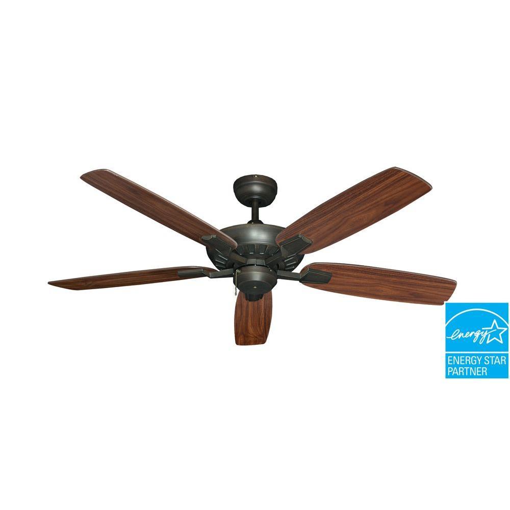 Oil Rubbed Bronze Ceiling Fan