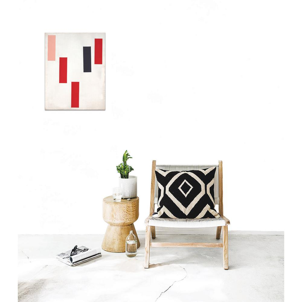 10 in. x 12 in. ''Around The Block IV'' By PTM