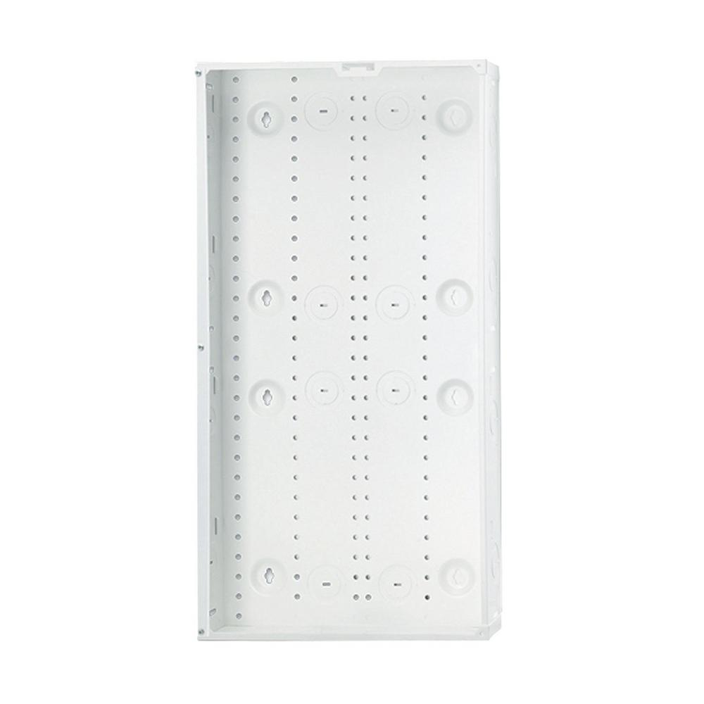 28 in. Structured Media Enclosure, White