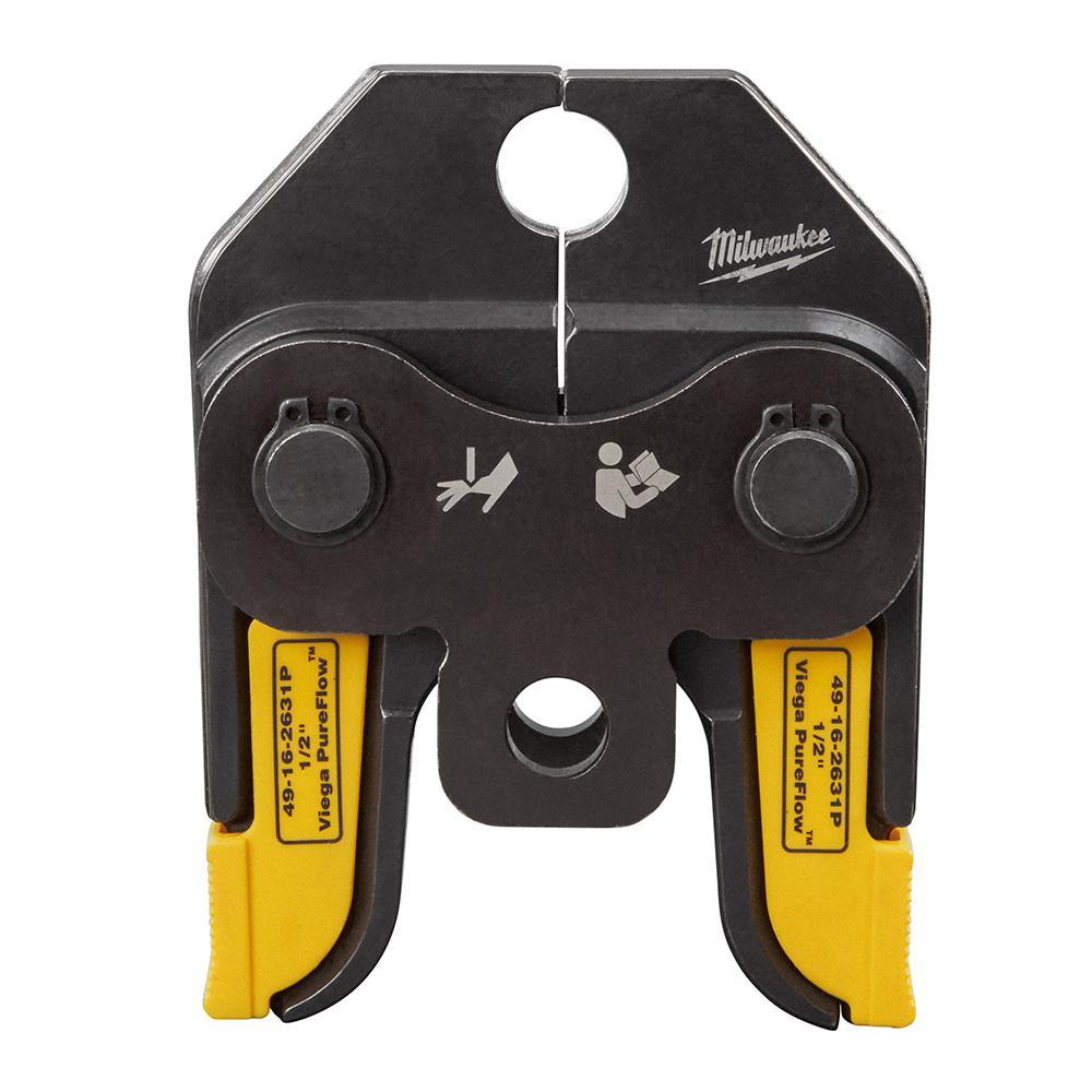 M18 1/2 in. Viega PureFlow Press Tool Jaw
