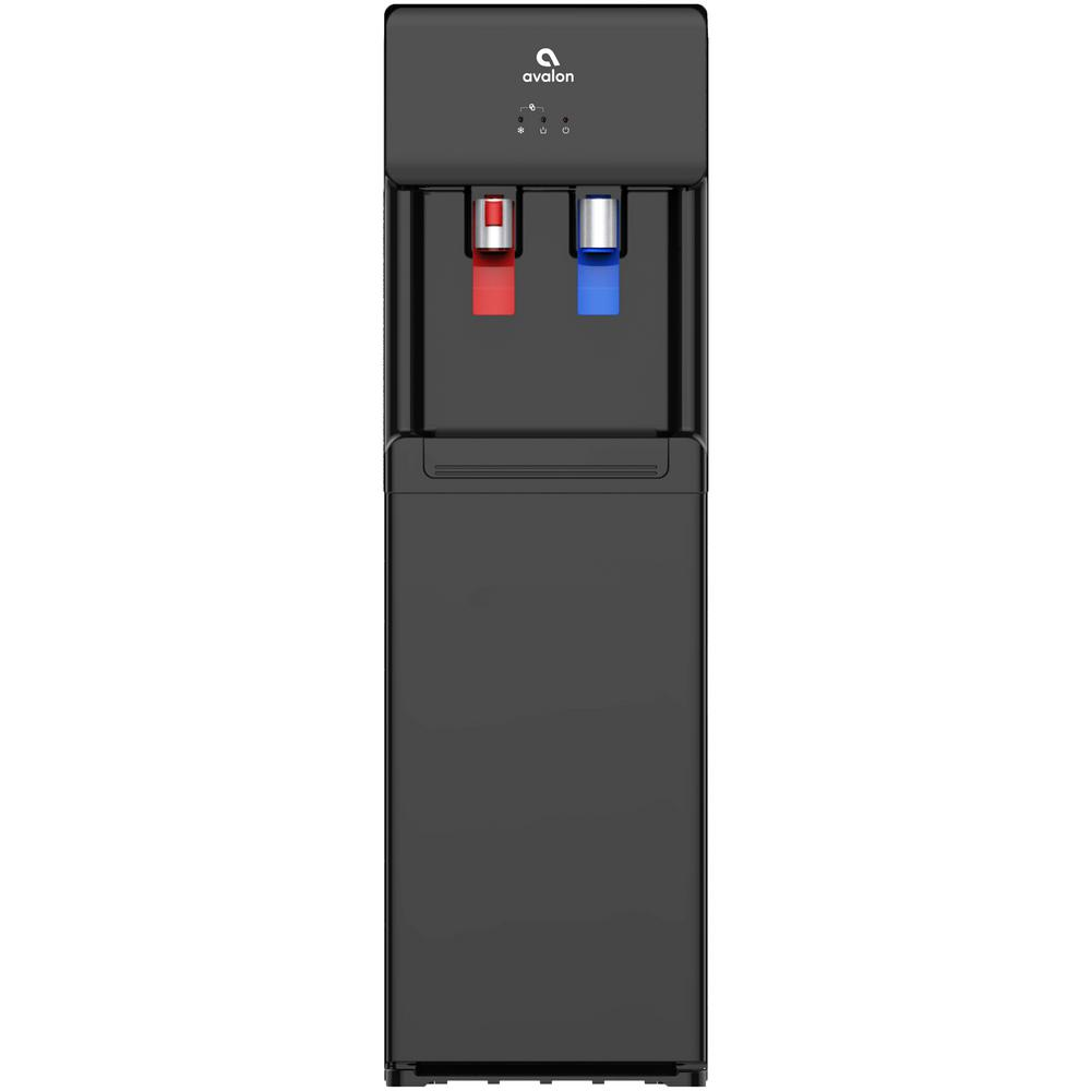 Bottom Loading Water Cooler Dispenser, Hot & Cold Water, UL/Energy Star-