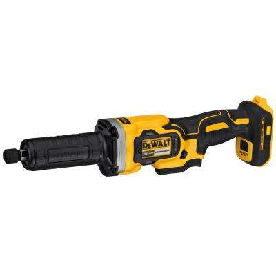 20-Volt MAX XR Lithium-Ion Cordless Brushless 1-1/2 in. Variable Speed Die Grinder (Tool-Only)