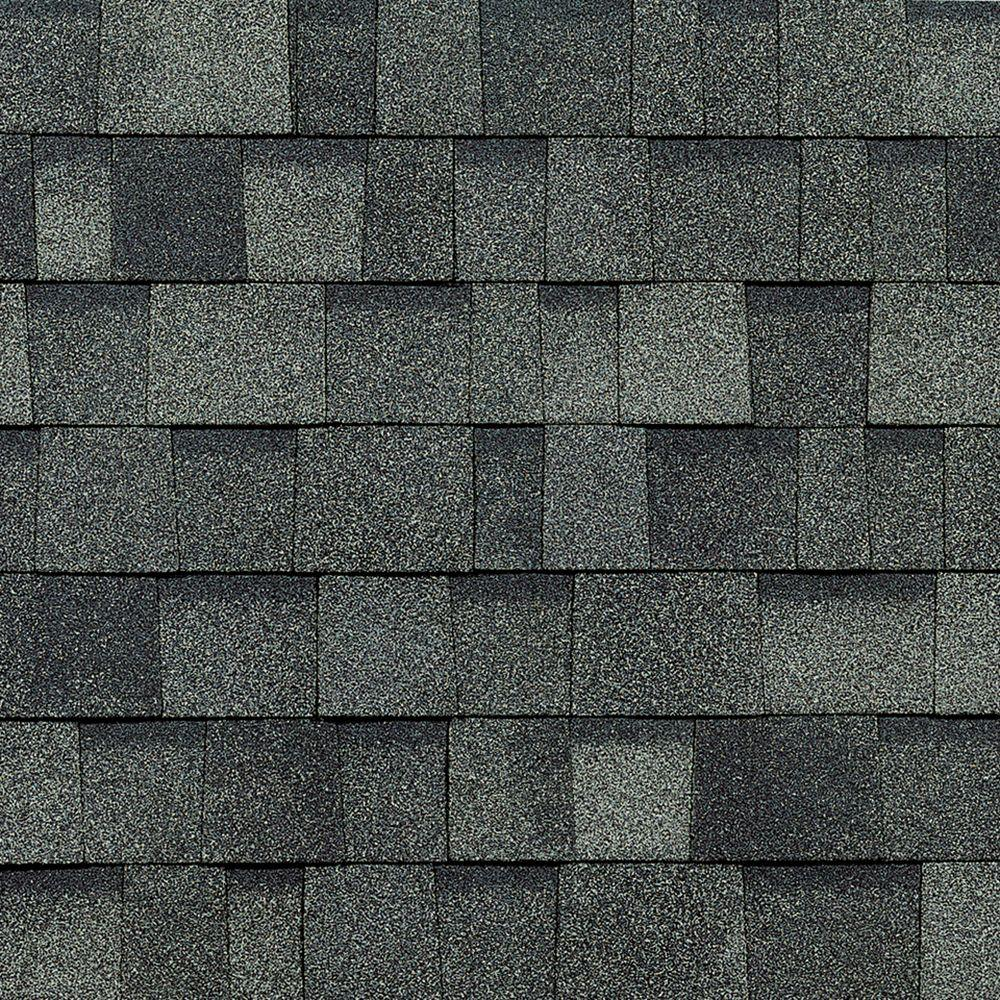 Owens Corning Oakridge Algae Resistant Estate Gray Laminate