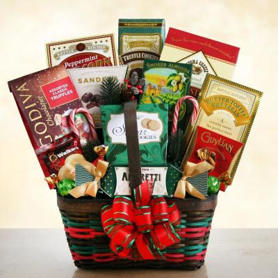 Seasons Greetings Gourmet Merrymaker