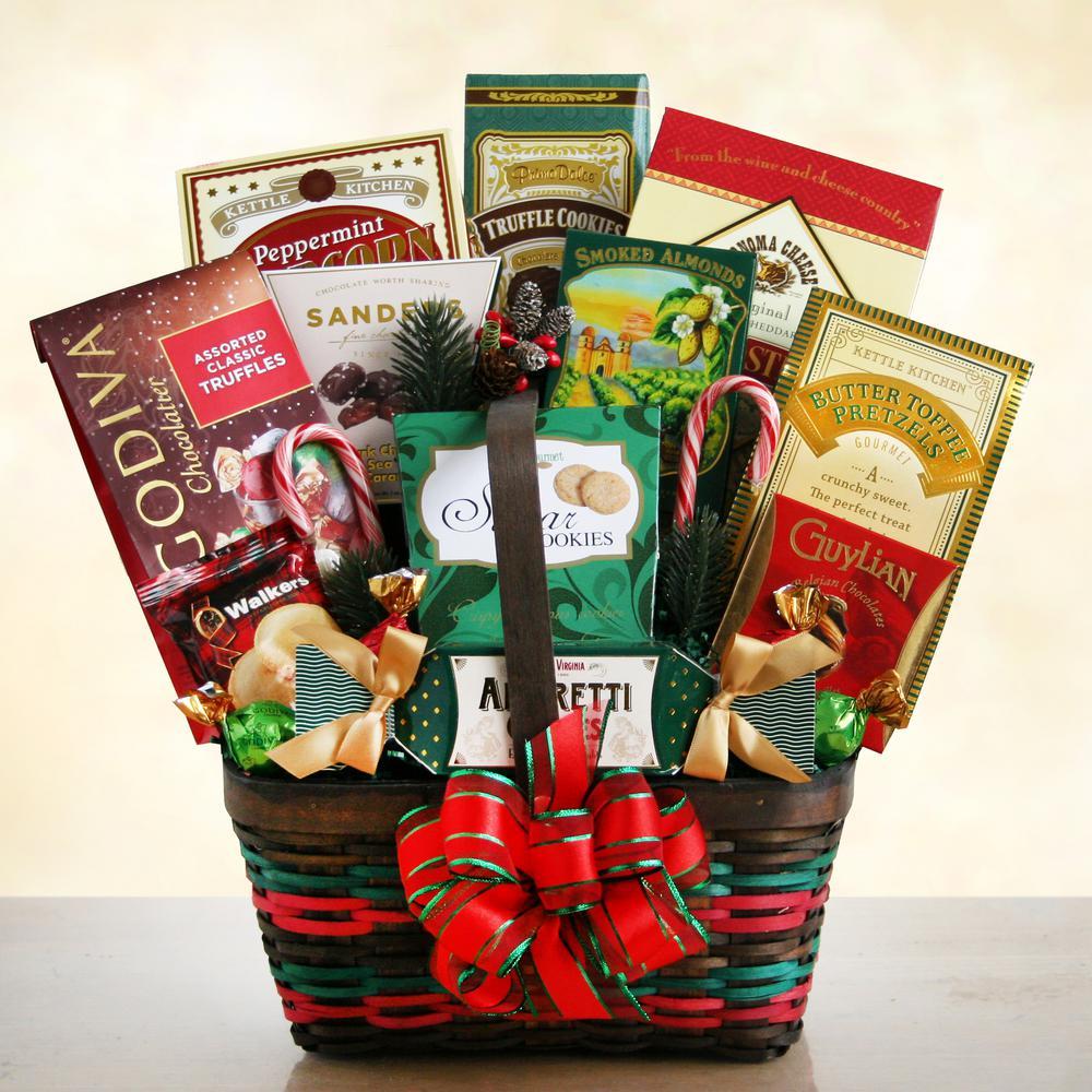 Seasons Greetings Gourmet Merrymaker