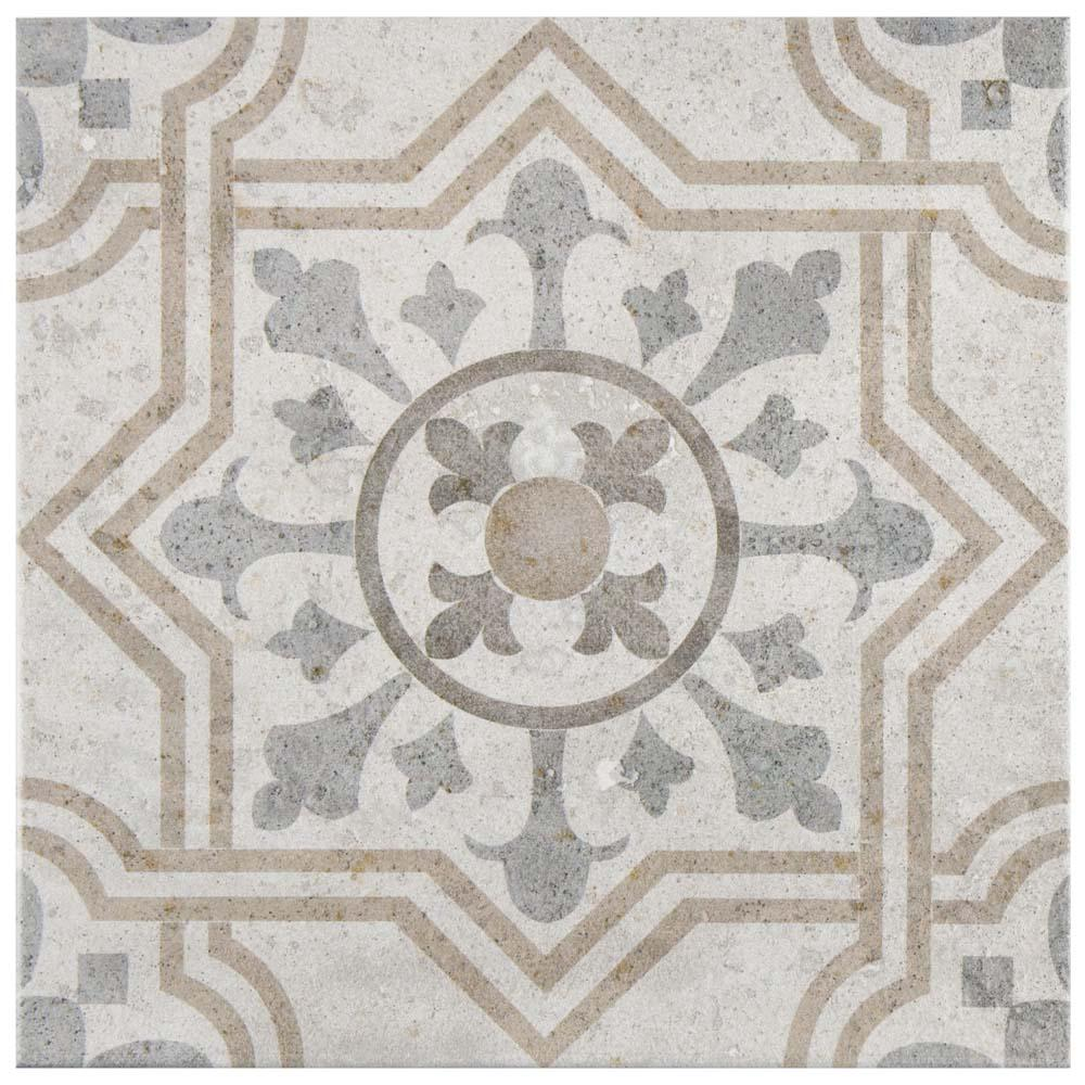 13x13 ceramic tile tile the home depot llanes jet 13 18 in x 13 18 in dailygadgetfo Images