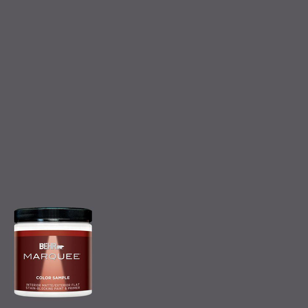 8 oz. #MQ5-2 Dark Shadows Interior/Exterior Paint Sample
