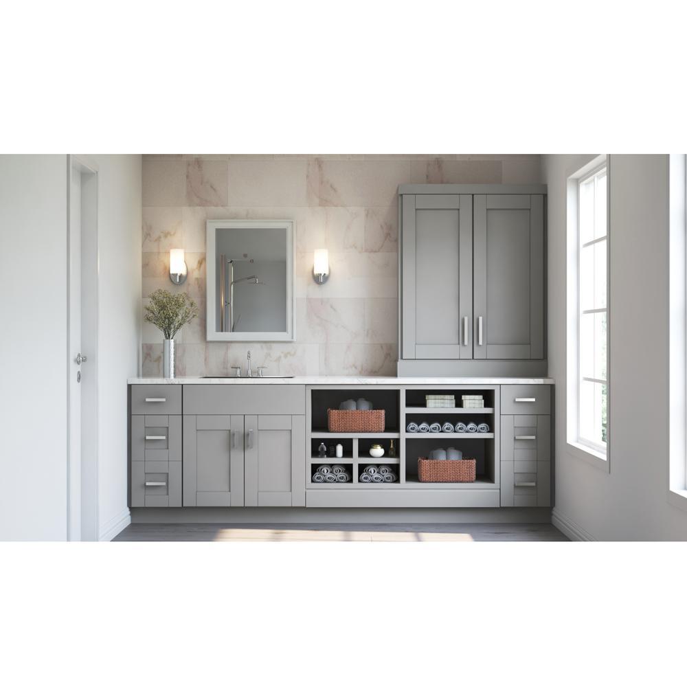 Home Depot Dove Gray Cabinets - Kitchen Interior Design Ideas