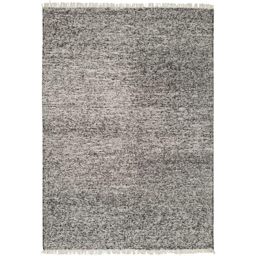 Maxfield Black 9 ft. x 12 ft. Indoor Area Rug