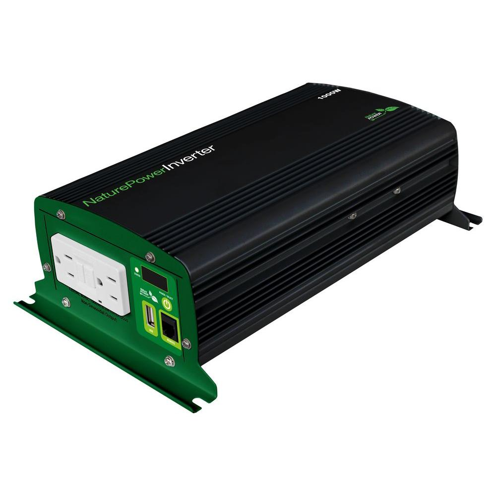 Kisae Abso 2000 Watt Sine Wave Inverter With 55 Amp Battery Charger Pure Design Code Report 1000 Modified