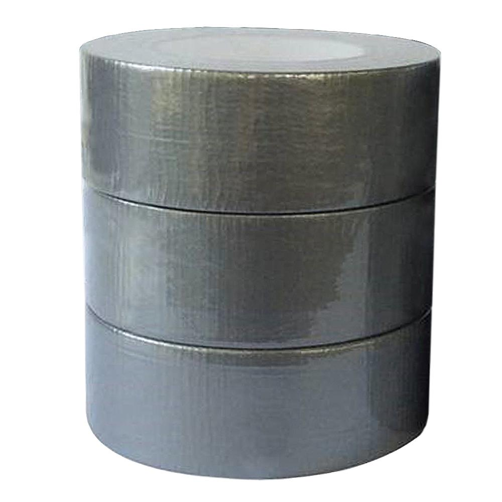 Duct tape furniture Cardboard 189 In 60 Yd Utility Grade Duct Tape Silver Contractors Pack 3packdt26083 The Home Depot The Home Depot 189 In 60 Yd Utility Grade Duct Tape Silver Contractors Pack 3