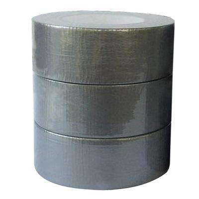 1.89 in. x 60 yd. Utility Grade Duct Tape Silver Contractors Pack (3-Pack)