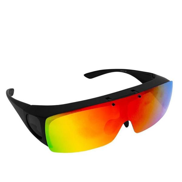 Tac Flip Up Polarized Sports Sunglasses