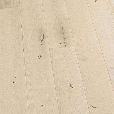French Oak Miramar 3/4 in. Thick x 5 in. Wide x Varying Length Solid Hardwood Flooring (22.60 sq. ft./case)