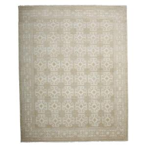 Darya Rugs Oushak Beige 8 ft. 2 inch x 10 ft. 3 inch Indoor Area Rug by Darya Rugs