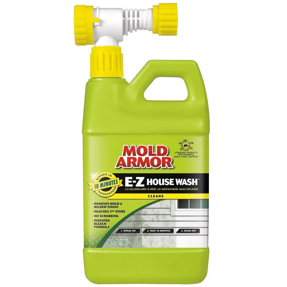 Mold Armor 56 oz. House Wash Hose End Sprayer-FG511 - The Home Depot