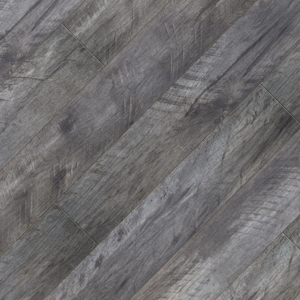Home Decorators Collection Embossed Southmont 12 mm Thick x 6.5 in. Wide x  47.80 in. Length Laminate Flooring (17.25 sq. ft. / case)