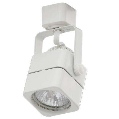 Trac-Lites White Cast Cube Light