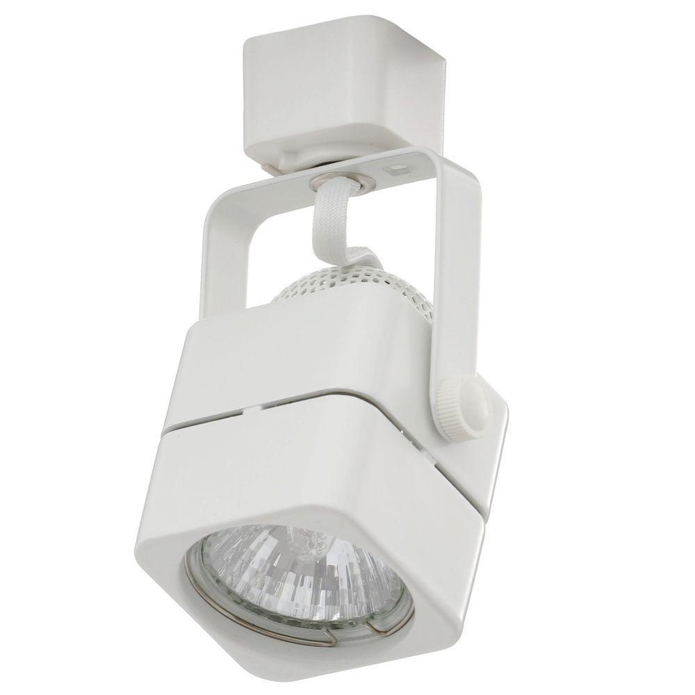 Trac-Lites White Cast Cube Light