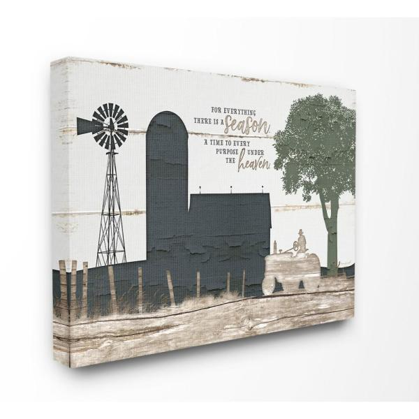 The Stupell Home Decor Collection 11 in. x 14 in. ''For
