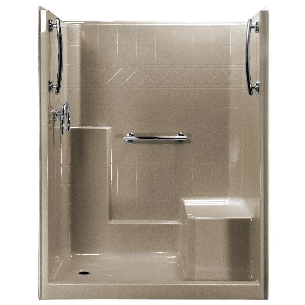 Left - 33.00 - Single - Shower Stalls & Kits - Showers - The Home Depot