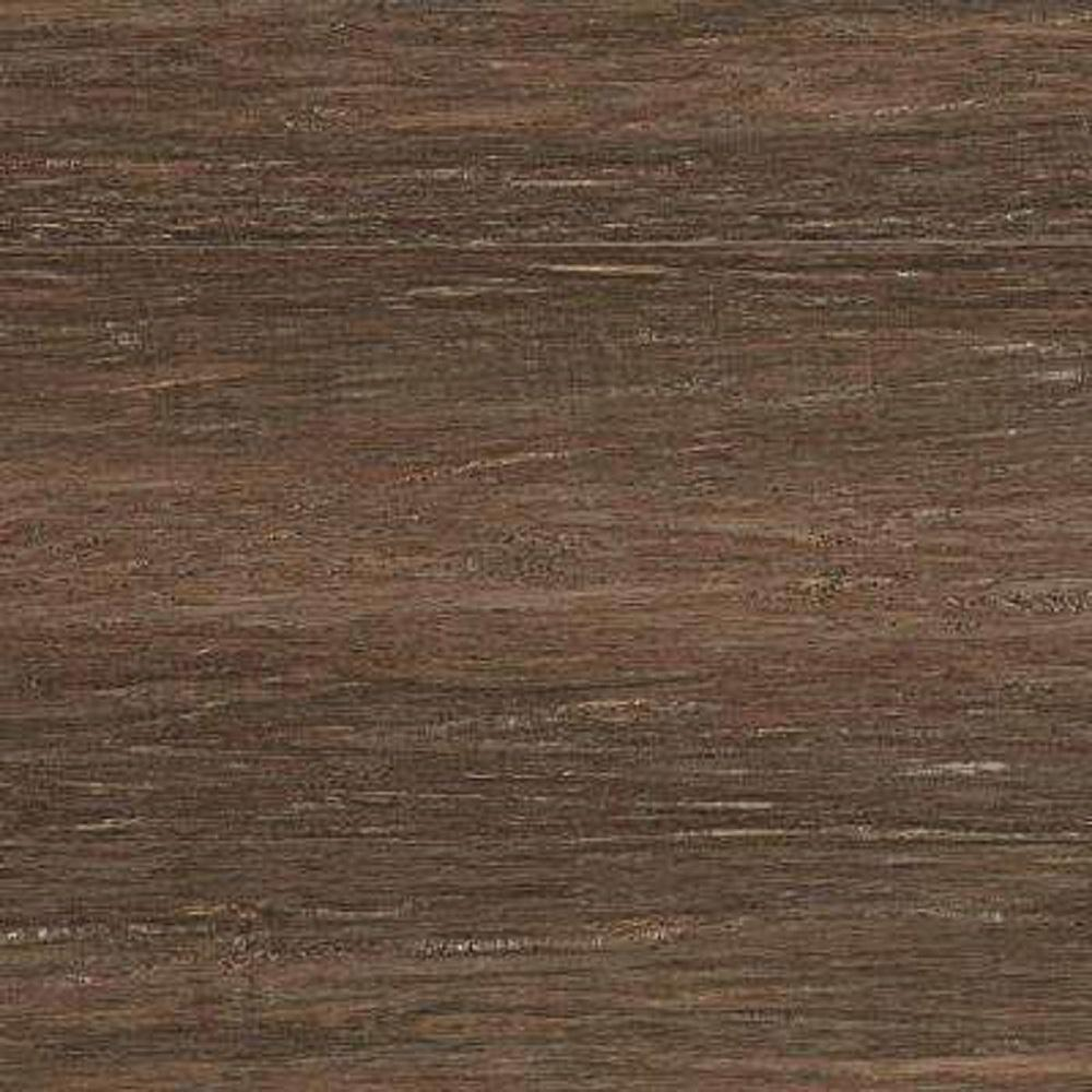 Home Decorators Collection Take Home Sample Hand Scraped Strand Woven Pecan Click Bamboo