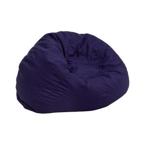Genial Internet #301092393. Flash Furniture Small Solid Navy Blue Kids Bean Bag  Chair