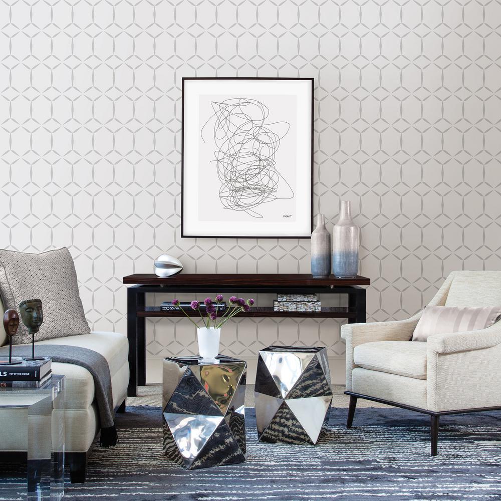 Fusion Dove Geometric Wallpaper