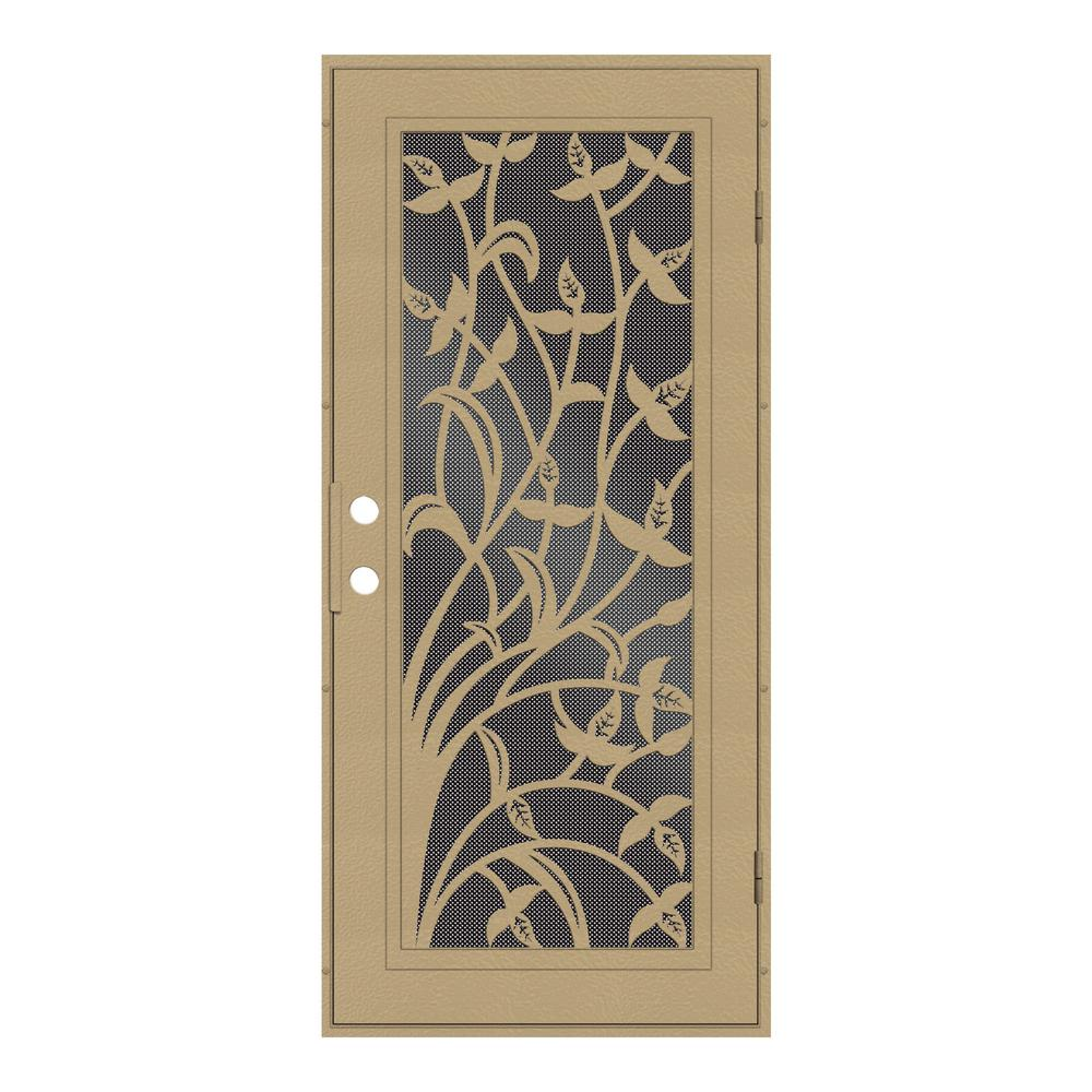 Unique Home Designs 36 in. x 80 in. Yale Desert Sand Right ...