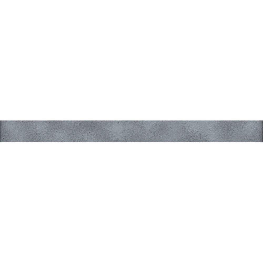 Ekena Millwork 3 In X 0 25 In X 16 In Steel Hammered Gray Logan Bracket Bktm03x16lohgy The Home Depot