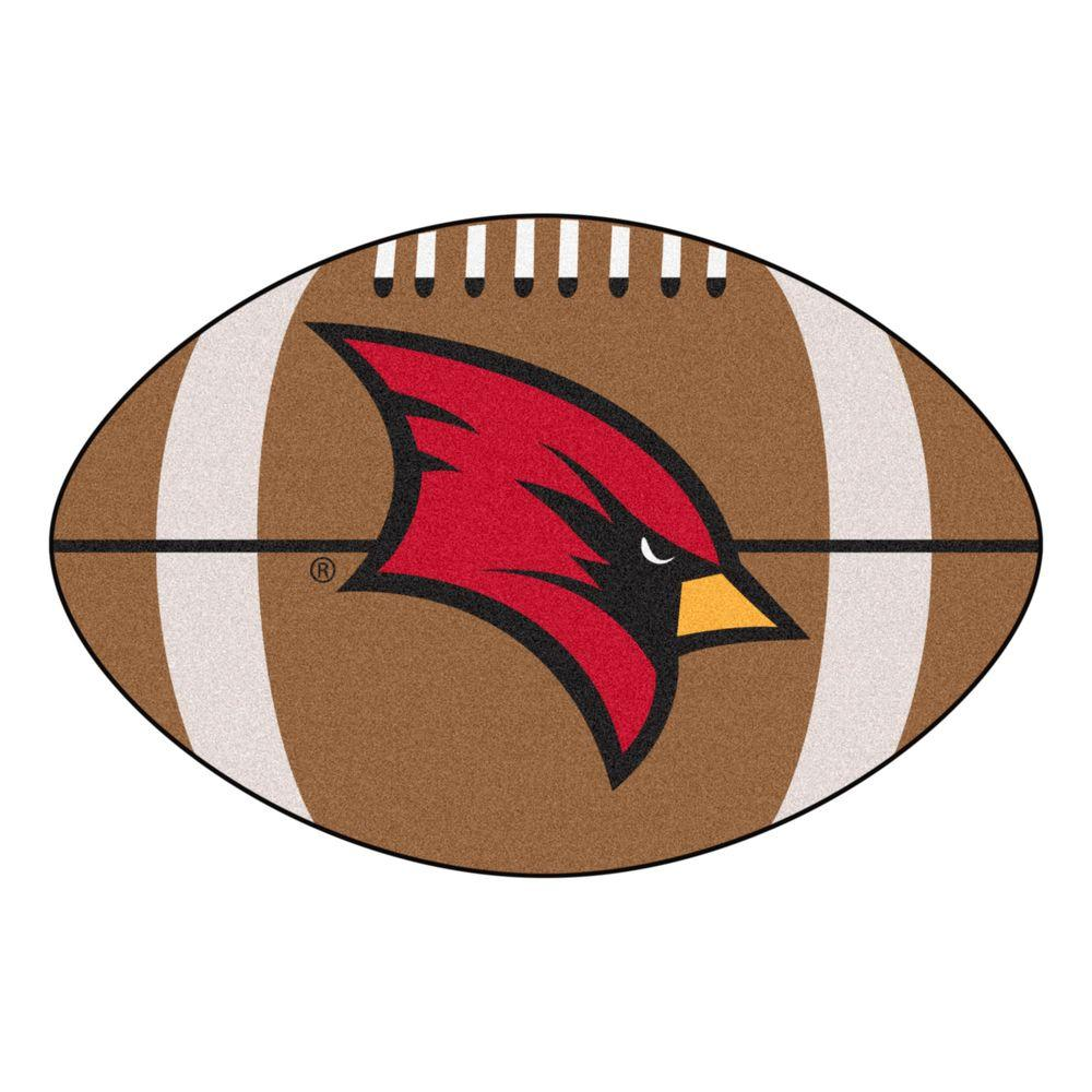 FANMATS NCAA Saginaw Valley State University Brown 1 Ft