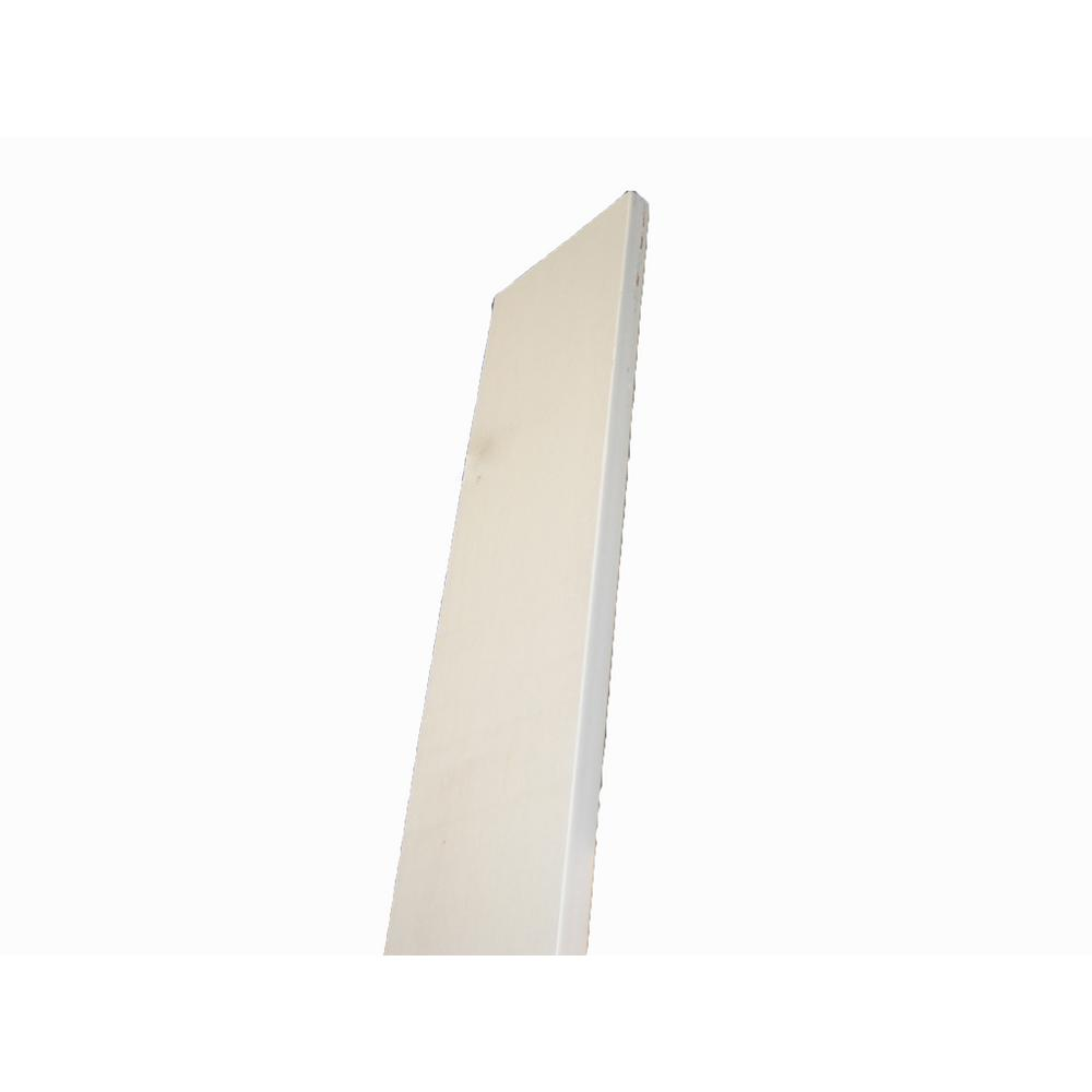 Mendocino Forest Products 1 In X 10 In X 20 Ft Primed Redwood Bevel Channel Finger Joint Trim Board Actual 0 69 In X 9 50 In X 240 In 11531 20 The Home Depot